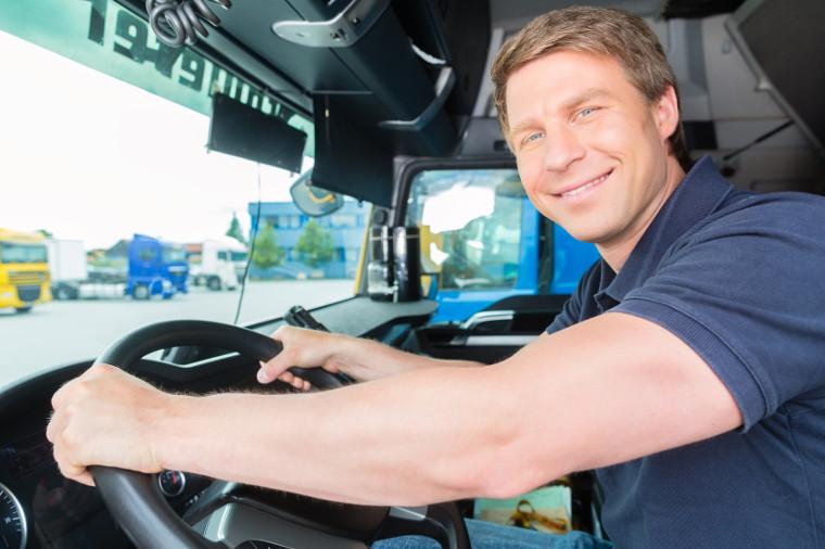 Berufskraftfahrer bei der ATL GmbH in Römerberg